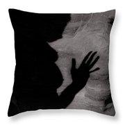 Nude Shadows 7 Throw Pillow