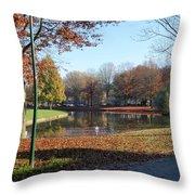 Nuenen Throw Pillow