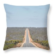 Nullabour Australia Throw Pillow