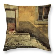 Number 15 Throw Pillow