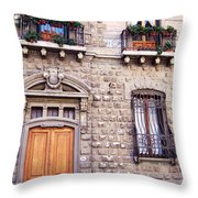 Number Fifteen Throw Pillow