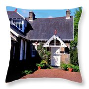 Number Two - Take 2 Throw Pillow
