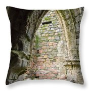Nunnery Arch Throw Pillow