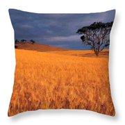 Nurture Nature Throw Pillow