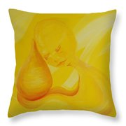 Nurture Rainbow Soul Collection Throw Pillow