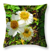 Nuzzers Throw Pillow