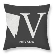 Nv Love Throw Pillow by Nancy Ingersoll