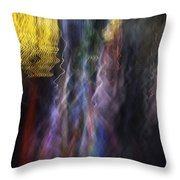 Nyc Impressions 2471 Throw Pillow