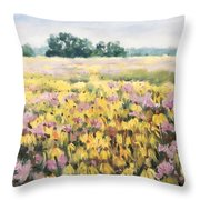 Nygren Wetlands Throw Pillow
