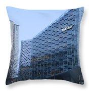 Nykredit Copenhagen Throw Pillow