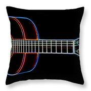 Nylon Acoustic Throw Pillow
