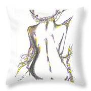 nymph. 16 May, 2015 Throw Pillow