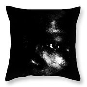 Nze Two 5 Throw Pillow