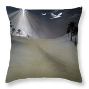 O Little Town Throw Pillow