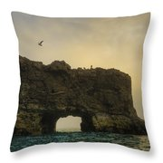 O Mighty Rock... Throw Pillow