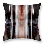 Oa-1902 Throw Pillow