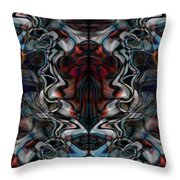Oa-1904 Throw Pillow