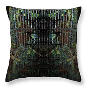 Oa-1921 Throw Pillow