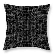 Oa-1973 Throw Pillow