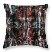 Oa-3971 Throw Pillow