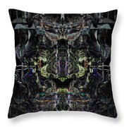 Oa-4857 Throw Pillow