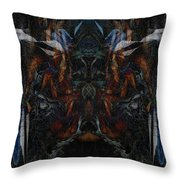Oa-4895 Throw Pillow