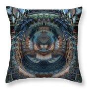 Oa-4986 Throw Pillow