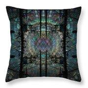 Oa-5517 Throw Pillow