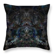 Oa-5518 Throw Pillow