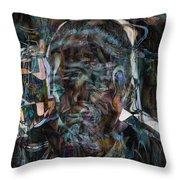 Oa-5976 Throw Pillow