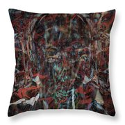 Oa-5977 Throw Pillow