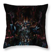 Oa-6031 Throw Pillow