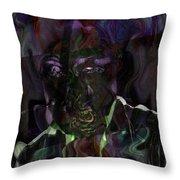 Oa-6114 Throw Pillow