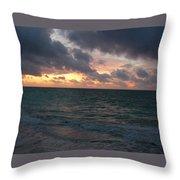 Oahu Throw Pillow