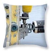 Oak Bluffs Sailor Throw Pillow