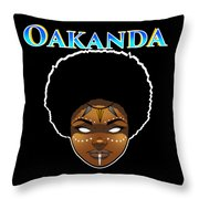 Oakanda  Throw Pillow