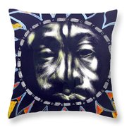 Oakland Sunshine Throw Pillow