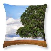 Oaktree Throw Pillow