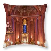 Oath Throw Pillow