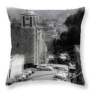 Oaxaca Mexico 1 Throw Pillow