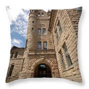 Oberlin College Throw Pillow