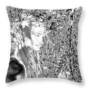 Oberon Throw Pillow