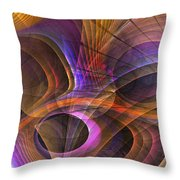 Object Lesson Throw Pillow