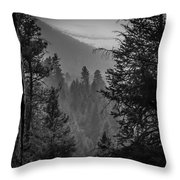 Obscure  Aspects  Throw Pillow
