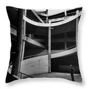 Observance Of The Unkept Throw Pillow