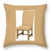 Occasional And Dining Chairs Throw Pillow