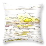 Ocean 13 Throw Pillow