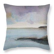 Ocean Bay Throw Pillow