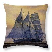 Ocean Dawn Throw Pillow