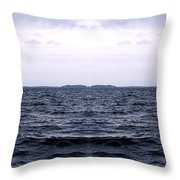 Ocean Double Throw Pillow